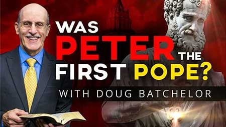 Was The Apostle Peter The First Pope?