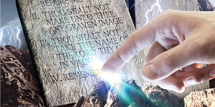 Scrisă în piatră!