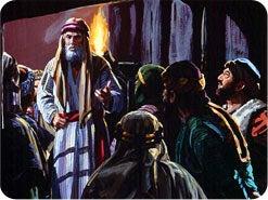 12. 神が罪人を滅ぼされることについて、聖書は何と言っていますか?