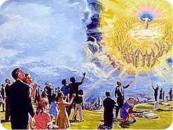 2. 第一の復活の際に、他にどんなことが起こりますか?