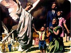 3. だれが第二の復活でよみがえりますか? それはいつ起こるのですか?