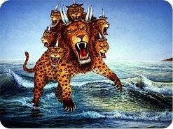 4. 聖書はこの獣を何だとみなしていますか?