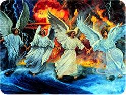 1. 最後の7つの災害から守られるのは、どのような人たちですか?