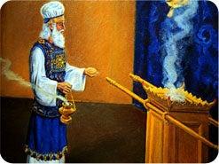 14. 贖罪日には、どのようなことがなされましたか?