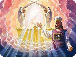15. 古代の贖罪日は、天の幕屋の清めを予表していましたか?