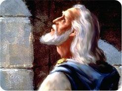 5. 小さな角の権力が聖なる民を迫害し、真理を覆い隠すのを見たとき、ダニエルはどのような反応を示しましたか?
