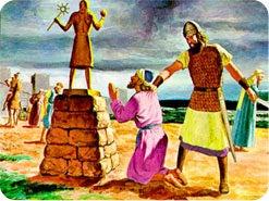 1. 旧約時代に、別の母と娘が神の民を迫害しましたが、それはだれですか?