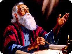 4. 神はどのような人間を使って聖書を書かれましたか?
