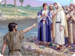 3. 洗礼のヨハネはいとわずに、イエスのための証しを行いましたか?