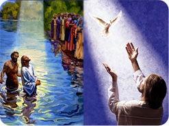 18. どのようにしたら聖霊の洗礼を受けることができますか?