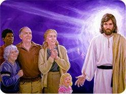9. イエスよりも友達や家族を大事にすることは、安全ですか?