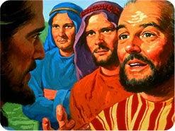 18. イエスはペテロに、三度何と問われましたか?