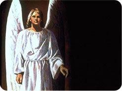6. 悪魔が一番恐ろしいときはいつですか?