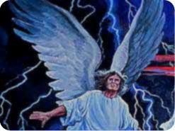 12. サタンの最後は、アブサロムの最後とどのように似ていますか?