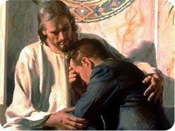 5. イエスの犠牲的な死の恩恵を受けるために、わたしは何をしなければなりませんか?
