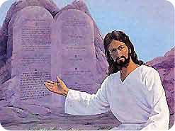4. イエスは十戒を守られましたか?