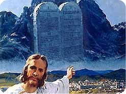 7. 新約聖書のクリスチャンは十戒に縛られていない、と言う人がいますが、イエスはこのことについて何とおっしゃっているでしょうか?