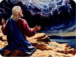 15. ヨハネの黙示録 1:10にある主の日とは、いつのことですか?