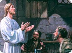 7. イエスの体は肉体ですか? それとも、彼は霊ですか?