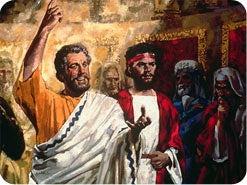7. 聖書は、ダビデ王が救われたことをはっきり述べています。ダビデは今、天国にいますか?