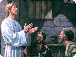 5. A vida eterna vem do conhecimento de Jesus (João 17:3). Como Jesus Se deu a conhecer aos Seus discípulos?