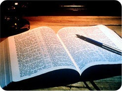 10. What method of Bible study do the Scriptures recommend?