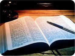 ١٠. ماهي طريقة الدراسة التي يوصي بها الكتاب المقدس؟