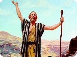 1. Worin bestand eines der Geheimnisse des geisterfüllten Lebens von Johannes?