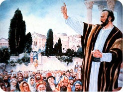 11. What happened when Paul preached to 12 Ephesian disciples?