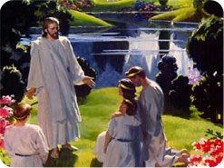 ١٩. ما هو الهدف الرئيسي لمجيء المسيح؟