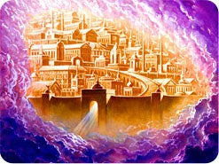 3. What more do we know about the holy city?