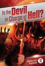 Ist der Teufel Verwalter über die Hölle?