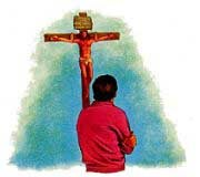 Jesus døde for å frelse oss fra våre synder. De som ikke aksepterer denne frelsesgaven vil dø evig.