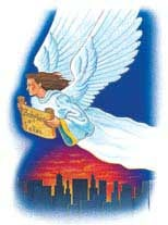 上帝的子民必须从巴比伦中出来。