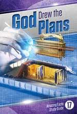 Gott entwarf die Pläne.