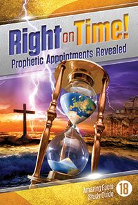 Right on Time! Prophetic Appointments Revealed