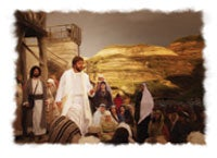 The disciples preached to multitudes of Jews.