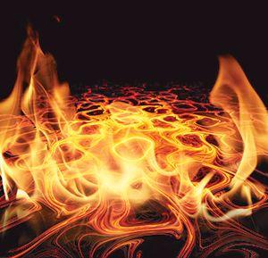 À la fin du monde, Satan sera jeté dans l'étang de feu, ce qui le transformera en cendres et mettra fin à son existence.