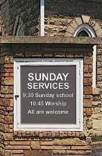 Att ha söndagen som helig dag är vilddjurets tecken, eller symbol, på auktoritet.