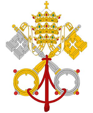 The papacy is the strongest religio-political power on earth.