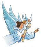 La iglesia remanente de Dios debe estar predicando el mensaje de los tres ángeles a todo el mundo.