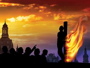 Many millions were burned at the stake because of Satan's persecution.