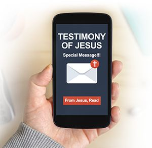 "19. Of what other special significance are the words the ""testimony of Jesus""?"