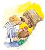 ആദ്യത്തെ മുന്ഗണന നമ്മെത്തന്നെ കര്ത്താവിനായി നല്കുന്നതായിരിക്കണം.