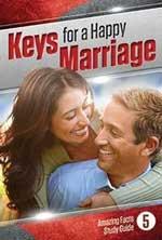 Schlüssel für eine glückliche Ehe