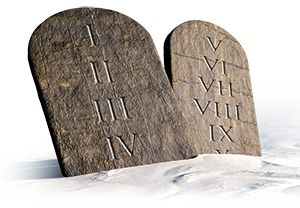 5. But haven't the Ten Commandments been changed?