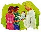 Copilaşii răpiţi de moarte de lângă părinţii lor le vor fi înapoiaţi părinţilor la a doua venire.