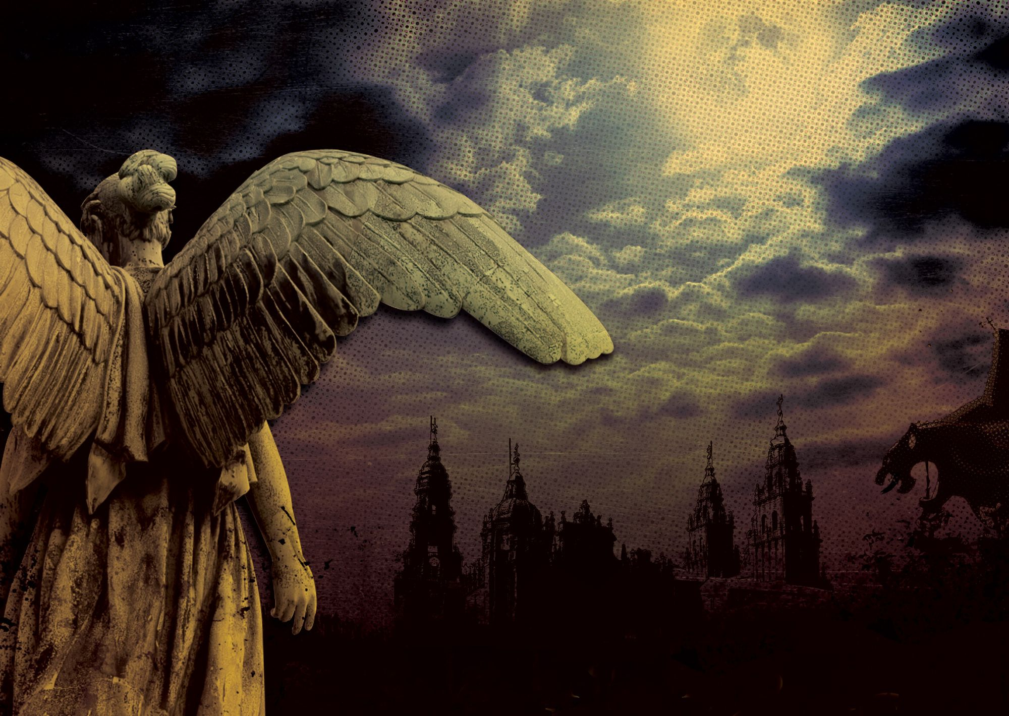 Why didn't God just destroy Satan and his angels?