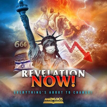 Revelation Now Poster