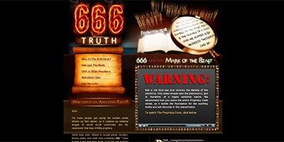 Visit 666truth.org